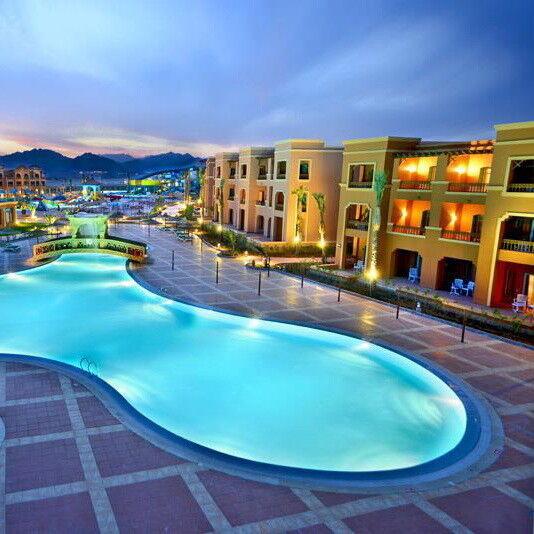 Горящий тур Дирижабль Пляжный тур в Египет, Шарм-эль-Шейх, Sea Club Aqua Park Resort 5* - фото 1