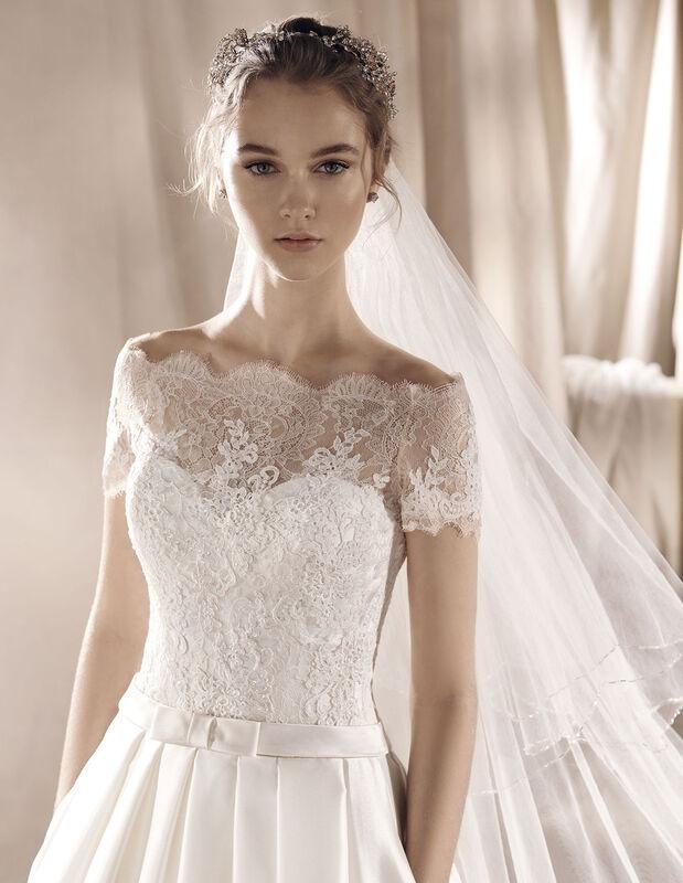 Свадебное платье напрокат White One (Pronovias) Свадебное платье Sami - фото 3