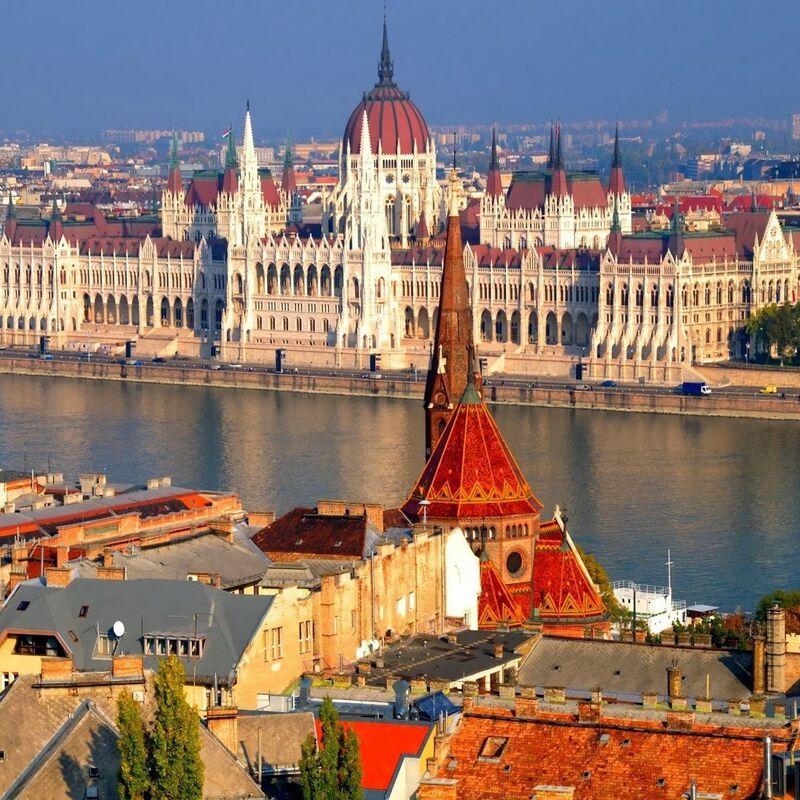 Туристическое агентство СоларТур Автобусный экскурсионный тур «Кусочек Венгерсокго рая» - фото 1