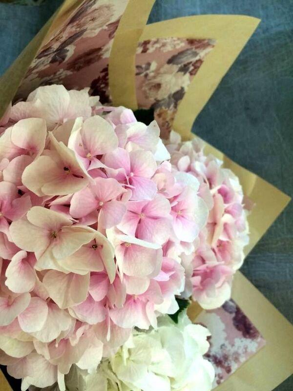 Магазин цветов VGosti.by Букет «Пудровые облака» - фото 5