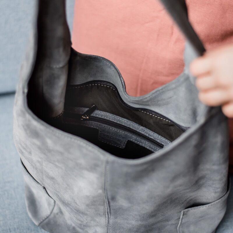 Магазин сумок Vezze Кожаная женская сумка C00442 - фото 4
