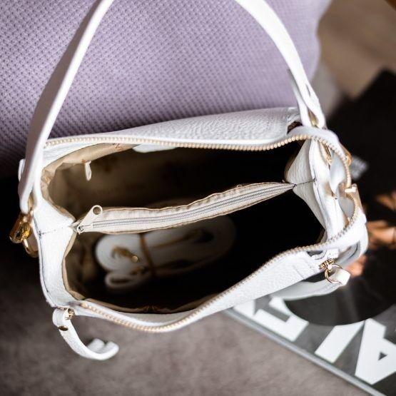 Магазин сумок Vezze Кожаная женская сумка C00476 - фото 2