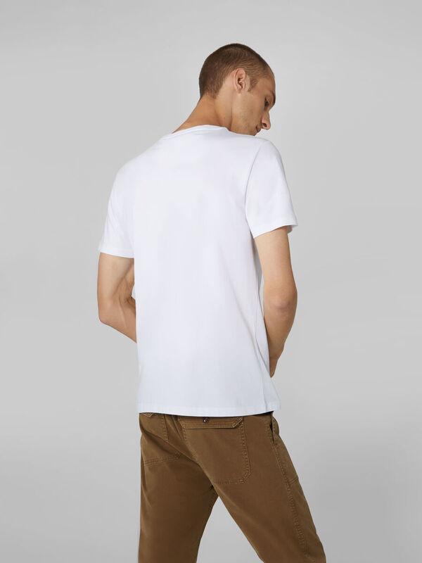 Кофта, рубашка, футболка мужская Trussardi Футболка мужская 52T00388-1T003076 - фото 2