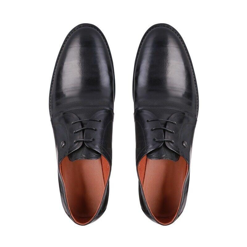 Обувь мужская BASCONI Полуботинки мужские 3A9702-G - фото 3