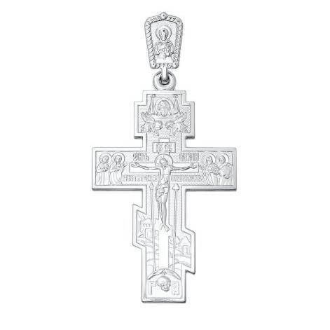 Ювелирный салон Sokolov Крест из серебра 94120091 - фото 1