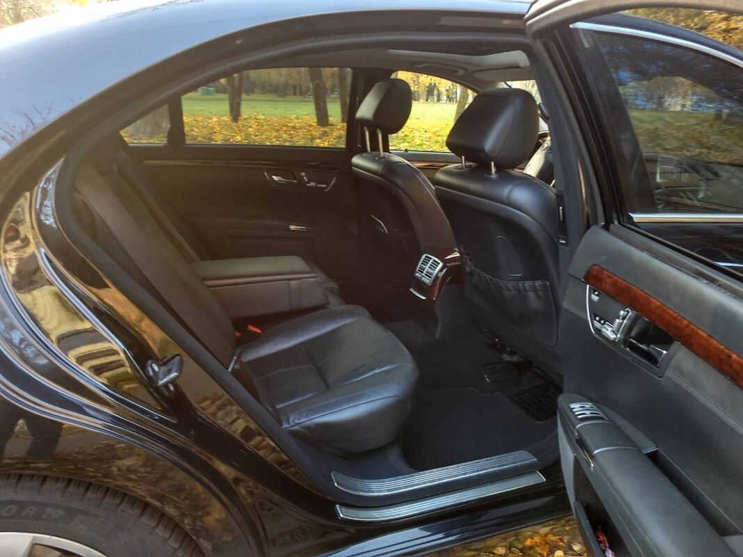 Прокат авто Mercedes-Benz S аренда - фото 2