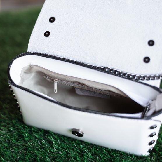 Магазин сумок Vezze Кожаная женская сумка C00479 - фото 2