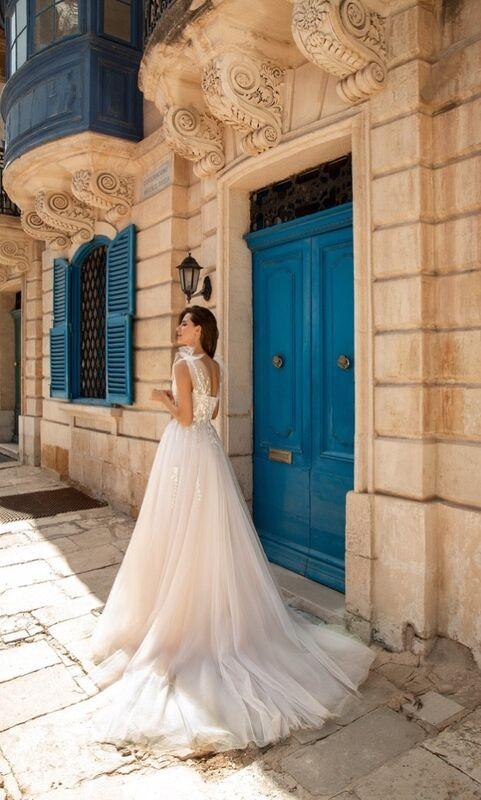 Свадебный салон Vanilla room Платье свадебное Эдит - фото 2
