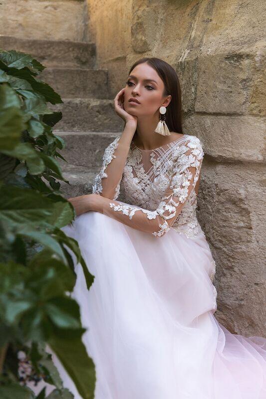 Свадебный салон Eva Lendel Платье свадебное Valentine - фото 3