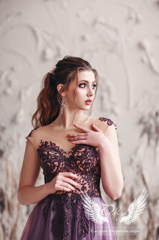"""Вечернее платье ALIZA Вечернее платье   """"Brooke"""" - фото 1"""