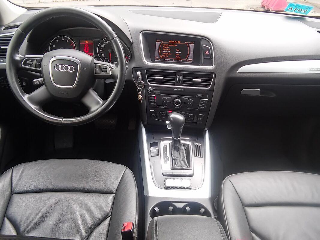 Прокат авто Audi Q5 quattro 2010 г.в. - фото 3