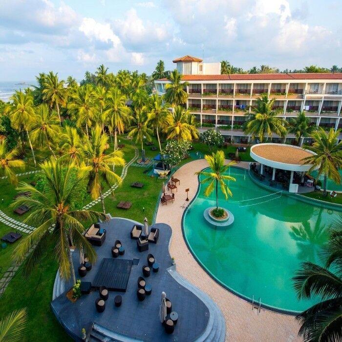 Туристическое агентство Айкью групп Пляжный авиатур на Шри-Ланку, Берувелла, Eden Resort & SPA 5* - фото 1