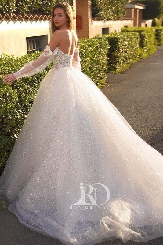 Свадебный салон Rafineza Свадебное платье Margarita - фото 4