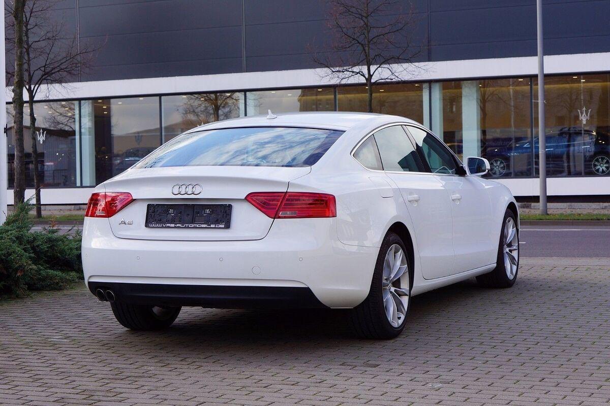 Прокат авто Audi A5 2014 г.в. - фото 2
