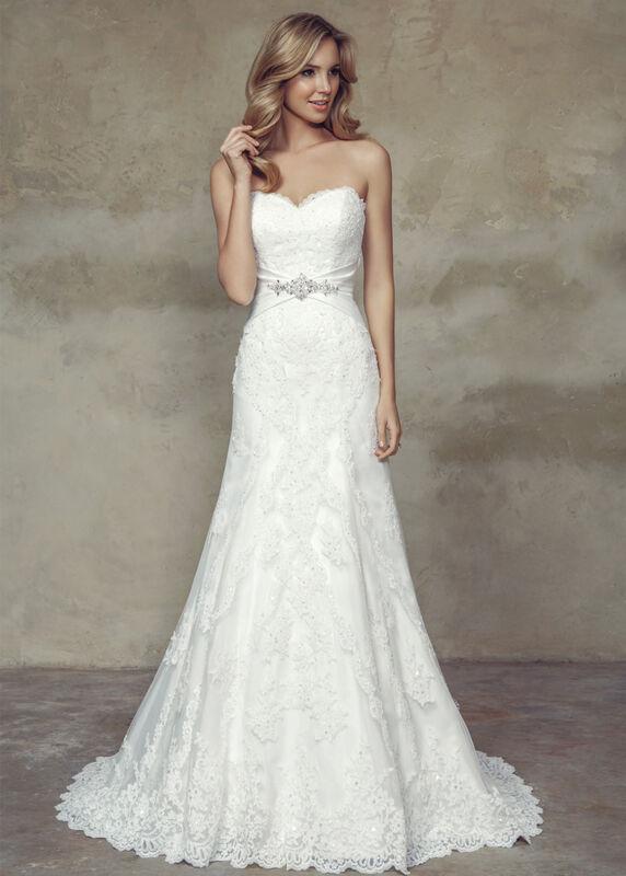Свадебное платье напрокат Mia Solano Платье свадебное «Briony» - фото 1