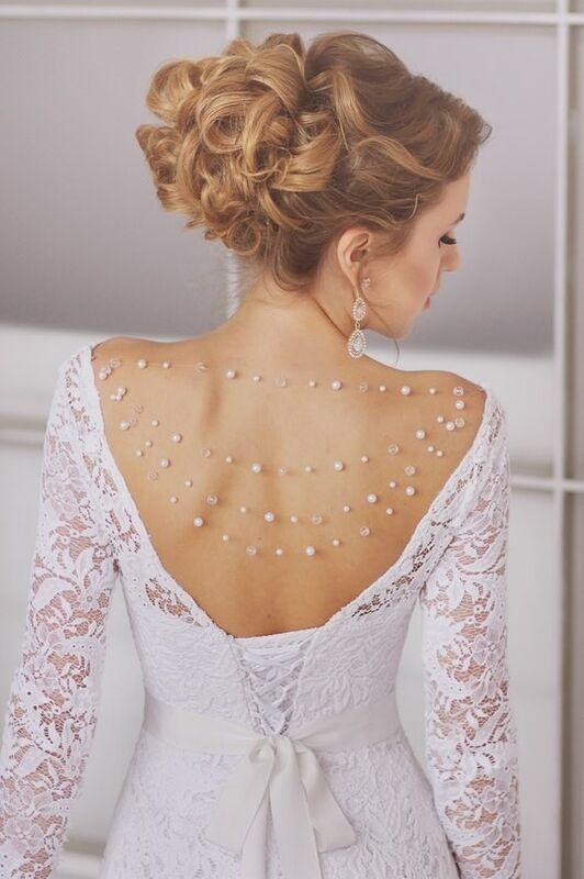 Свадебное платье напрокат ALIZA Свадебное платье «Mishel» Diva Vivien - фото 8