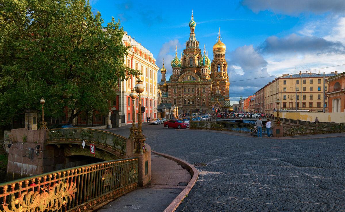 Туристическое агентство Элдиви Автобусный тур «Санкт-Петербург. Классика» - фото 2