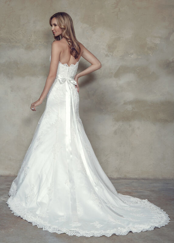 Свадебное платье напрокат Mia Solano Платье свадебное «Bethany» - фото 2