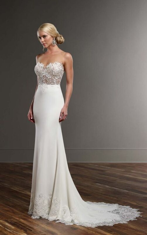 Свадебное платье напрокат Essense of Australia Платье свадебное 775 - фото 2