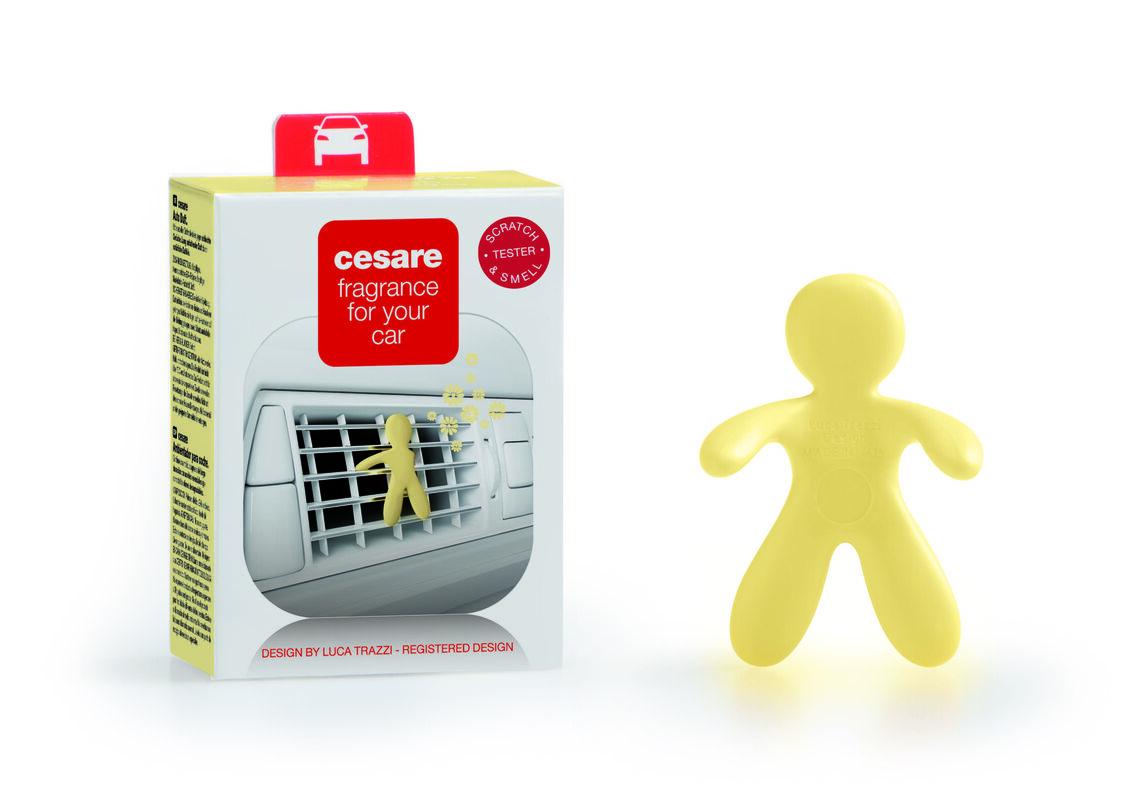 Подарок на Новый год Mr & Mrs Fragrance Ароматизатор воздуха для автомобиля Cesare - фото 10