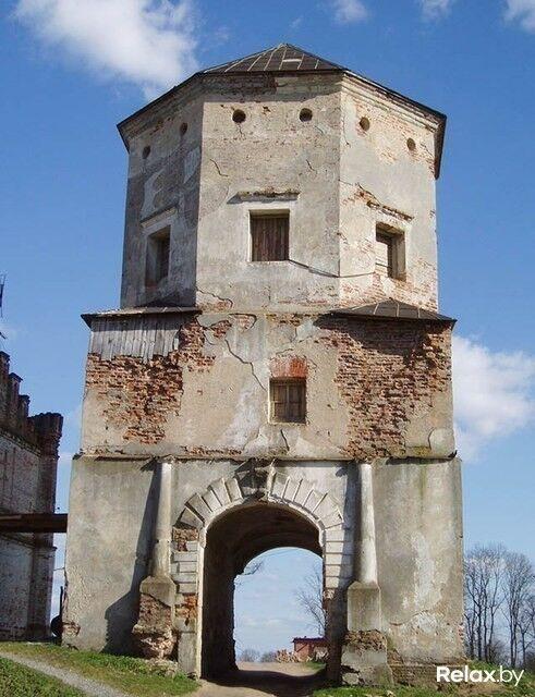 Достопримечательность Любчанский замок Фото - фото 2