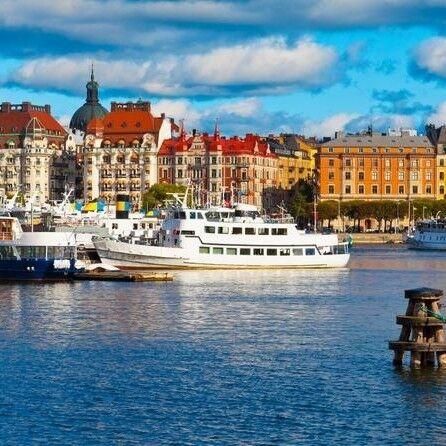Туристическое агентство ТрейдВояж Круиз EST B01 «Эстония - Финляндия - Швеция - Латвия» - фото 1