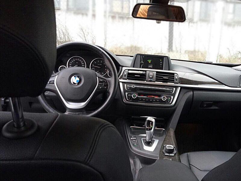 Прокат авто BMW 320 F30 - фото 5
