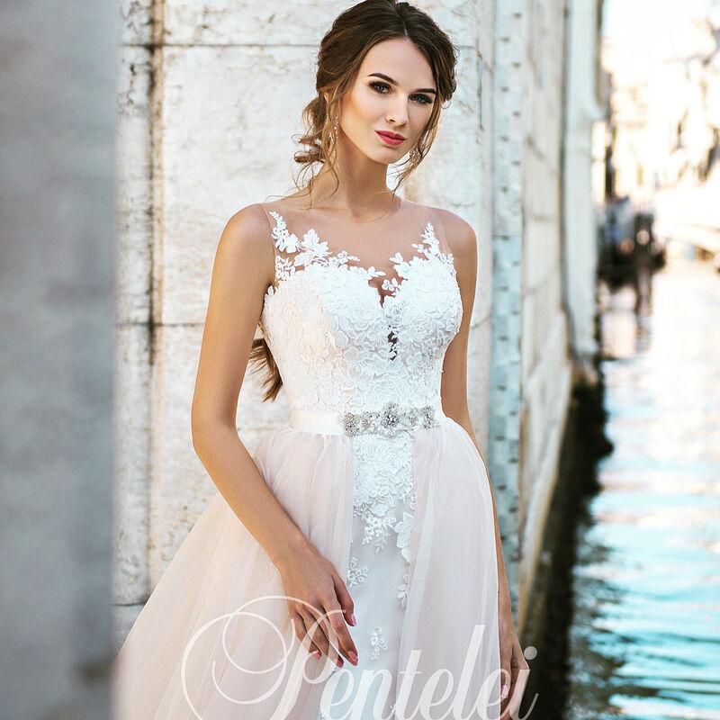 Свадебное платье напрокат Lavender Свадебное платье Valencia - фото 2