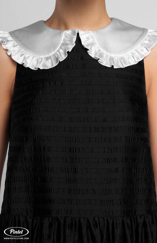 Платье женское Pintel™ Миди-платье свободного силуэта Bernice - фото 4