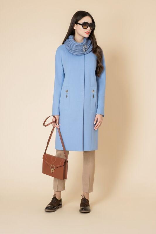 Верхняя одежда женская Elema Пальто женское демисезонное 1-8410-1 - фото 1