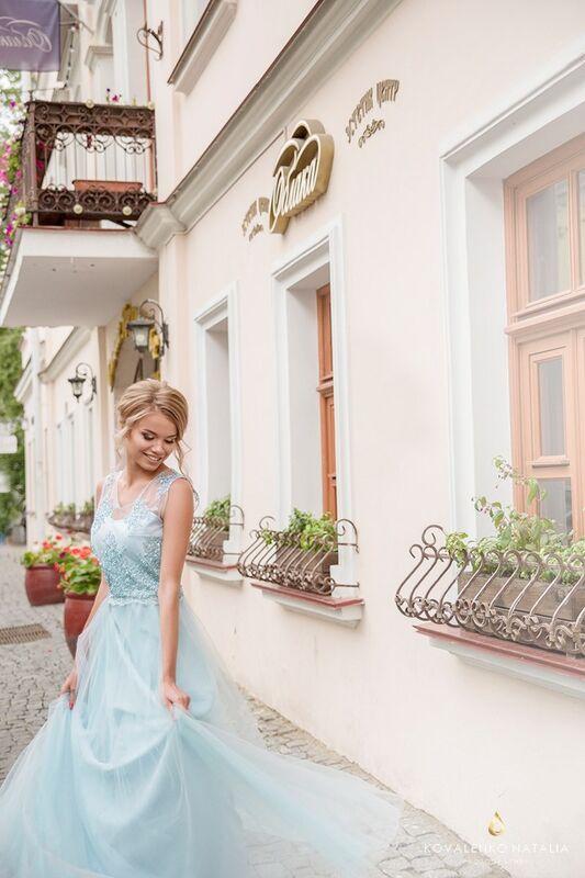 Вечернее платье Shkafpodrugi Роскошное платье - фото 5