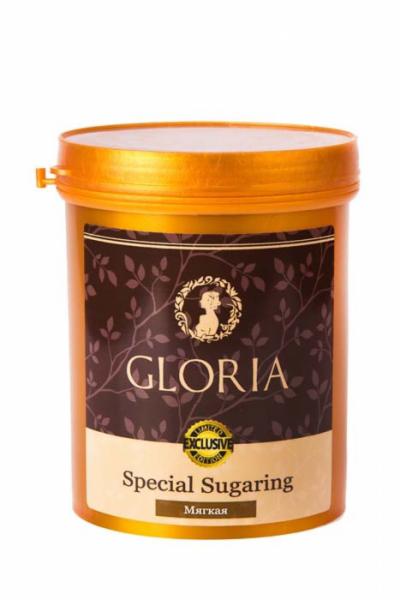 Уход за телом Gloria Паста для шугаринга Exclusive мягкая, 800 гр - фото 1