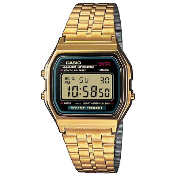 Часы Casio Часы наручные A159WGEA-1E - фото 1