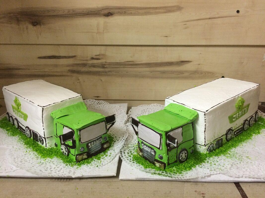 Торт МЕГАТОРТ Торт «Scania» - фото 1