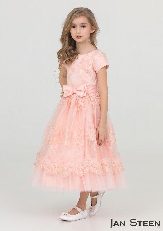 Вечернее платье Jan Steen Детское нарядное платье dg169 - фото 1