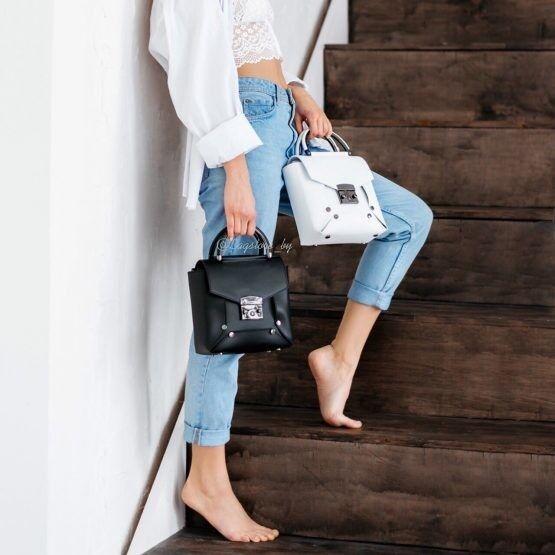 Магазин сумок Vezze Кожаная женская сумка C00465 - фото 1