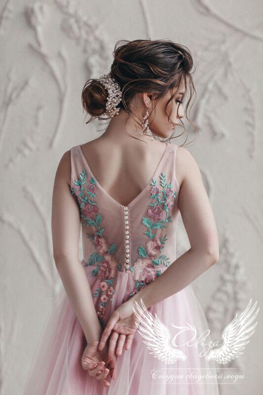 """Вечернее платье ALIZA Вечернее платье   """"Marinna"""" - фото 2"""