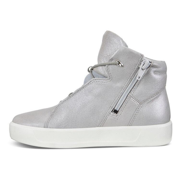 Обувь детская ECCO Кеды высокие S8 781103/01379 - фото 2