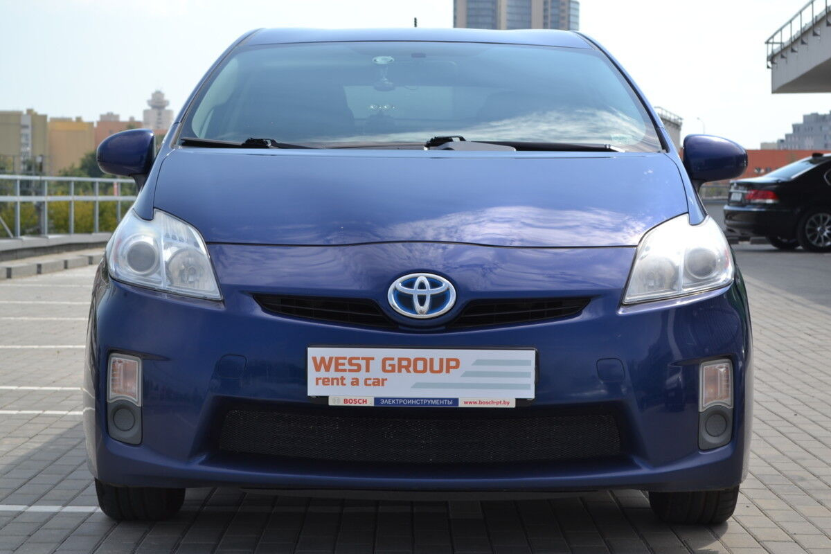 Прокат авто Toyota Prius 2010 - фото 2