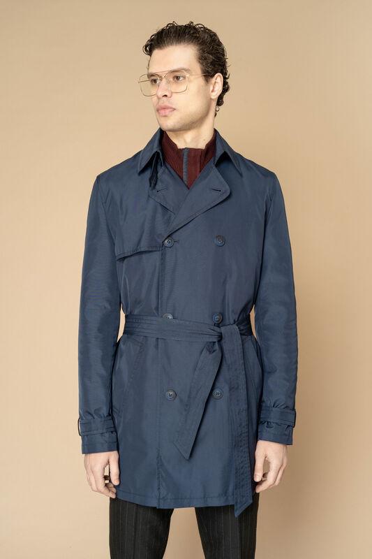 Верхняя одежда мужская Etelier Плащ мужской 2М-8346-1 - фото 3