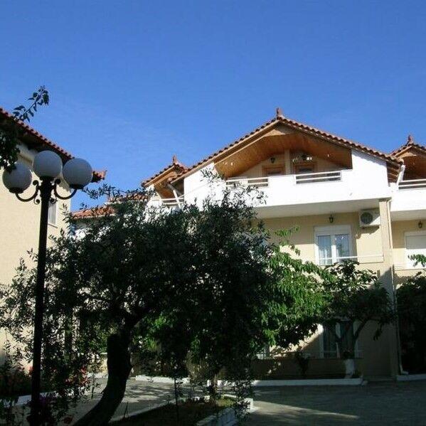 Туристическое агентство EcoTravel Пляжный тур в Грецию, Тасос, Filippos Hotel 3* - фото 1