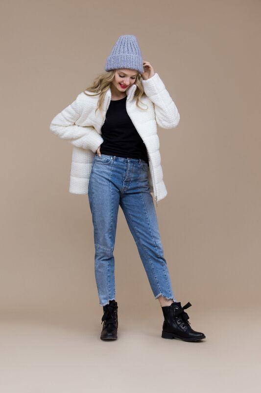 Верхняя одежда женская Elema Куртка женская утепленная 6-8205-1 - фото 1