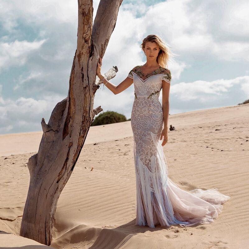 Свадебный салон Rara Avis Платье свадебное Wild Soul Tirion - фото 1
