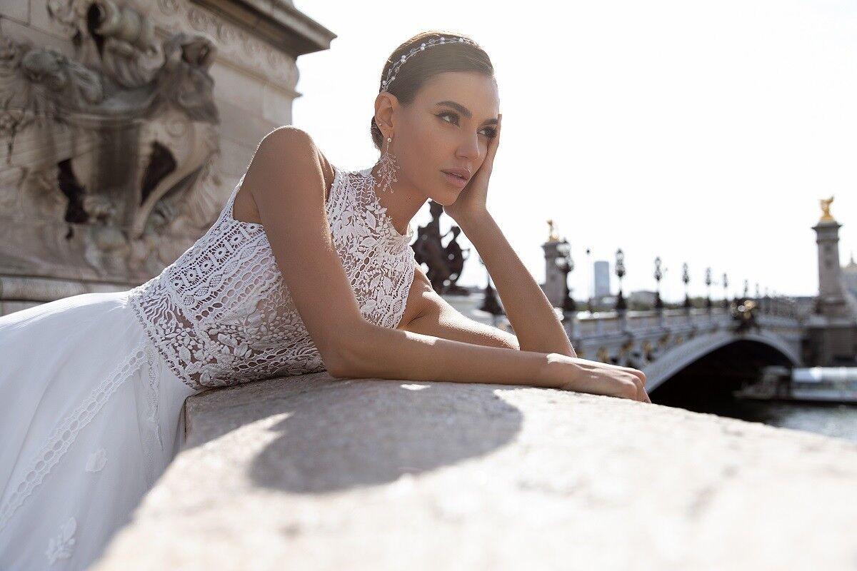 """Свадебное платье напрокат ALIZA свадебное платье """"Olgey"""" - фото 3"""
