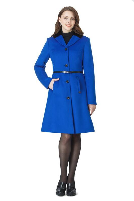 Верхняя одежда женская Elema Пальто женское зимнее Т-7290 - фото 1