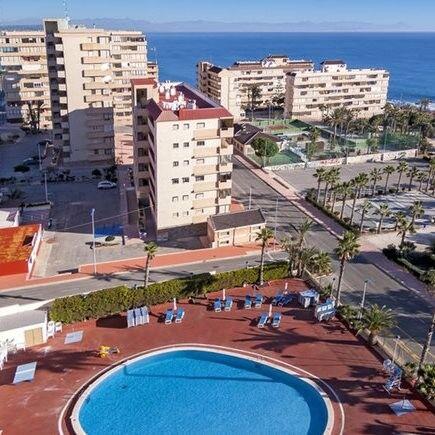 Горящий тур Дон Кихот Пляжный авиатур в Испанию, Коста Бланка, Hotel Playas de Torrevieja 3* - фото 1