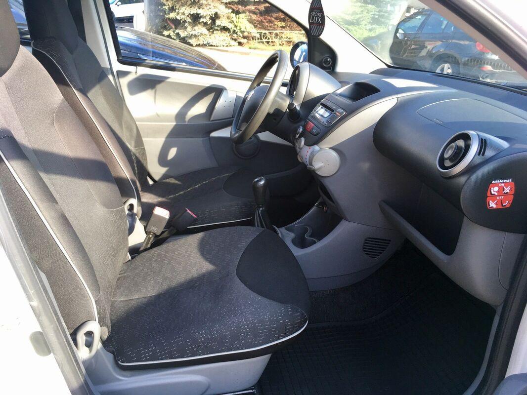 Аренда авто Peugeot 107 белый - фото 7