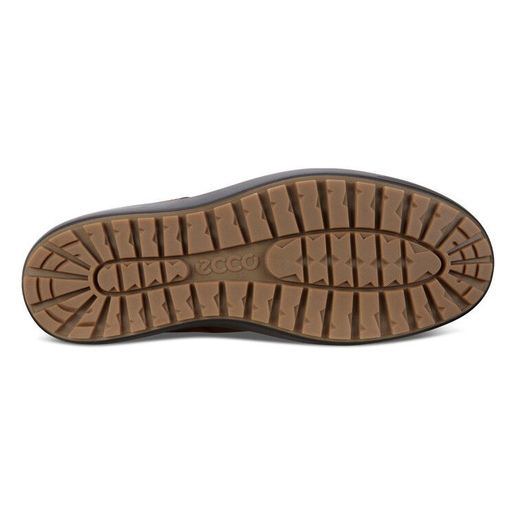 Обувь мужская ECCO Кеды высокие SOFT 7 TRED 450194/01053 - фото 7