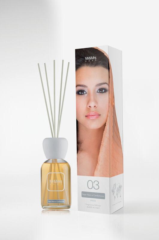 Подарок на Новый год Mr & Mrs Fragrance Аромадиффузор с палочками «Easy», 250 мл - фото 3