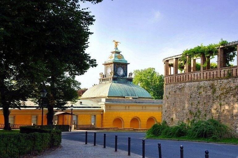 Туристическое агентство Голубой парус Автобусный экскурсионный тур «Берлин – Потсдам – Дрезден» - фото 7